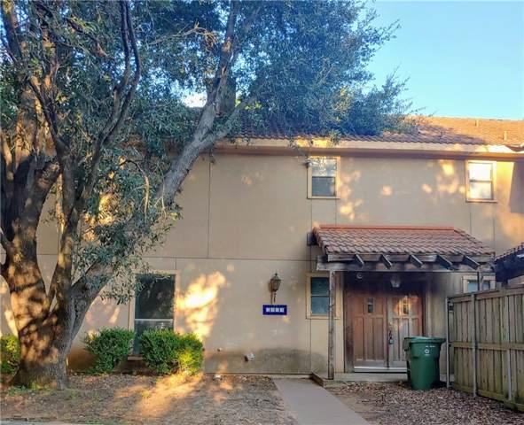 1419 Las Jardines Court, Arlington, TX 76013 (MLS #14189956) :: Kimberly Davis & Associates