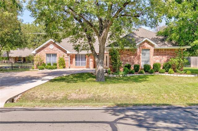 5118 Wedgefield Road, Granbury, TX 76049 (MLS #14189969) :: The Heyl Group at Keller Williams