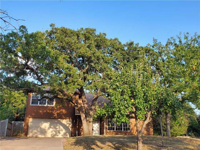 612 Timberoaks Drive, Azle, TX 76020 (MLS #14189976) :: The Chad Smith Team