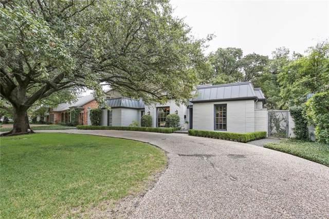 3838 N Versailles Avenue, Dallas, TX 75209 (MLS #14189986) :: The Chad Smith Team