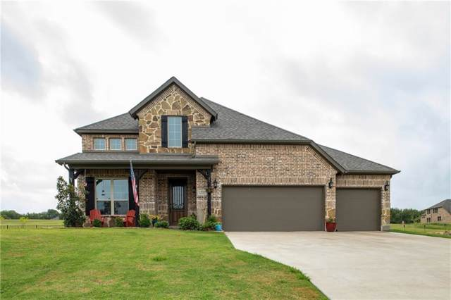 1205 The Trails Drive, Blue Ridge, TX 75424 (MLS #14189991) :: RE/MAX Town & Country
