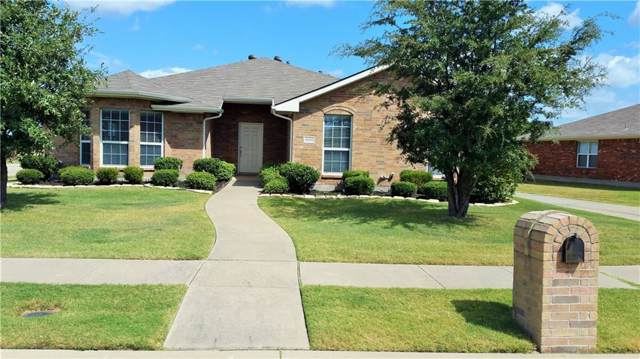 3906 Palace Place, Frisco, TX 75033 (MLS #14189994) :: Performance Team