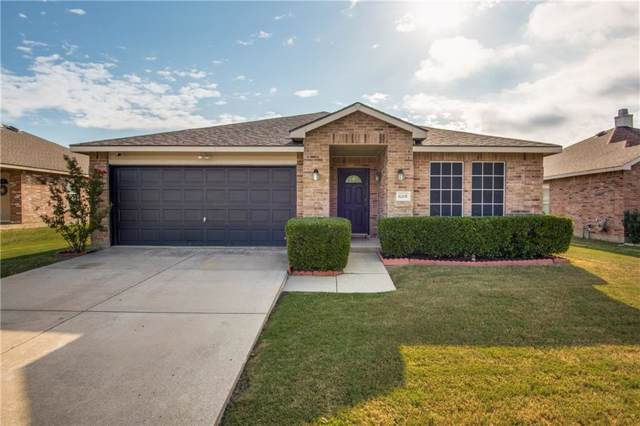 6201 Saddleback Drive, Denton, TX 76210 (MLS #14189998) :: Ann Carr Real Estate