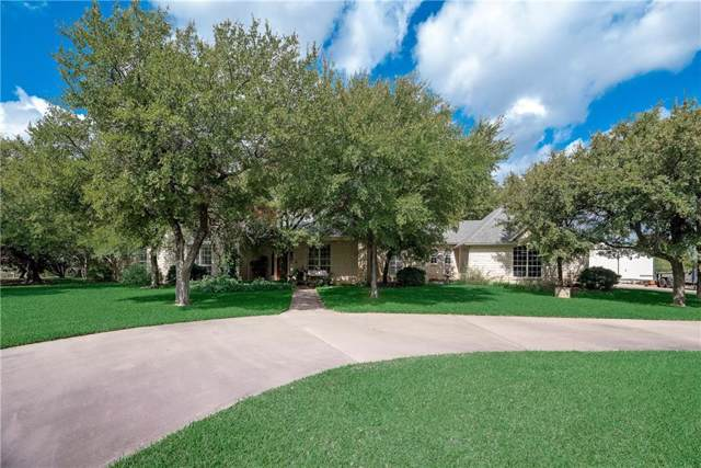 228 Chandler Drive, Aledo, TX 76008 (MLS #14190017) :: Team Tiller