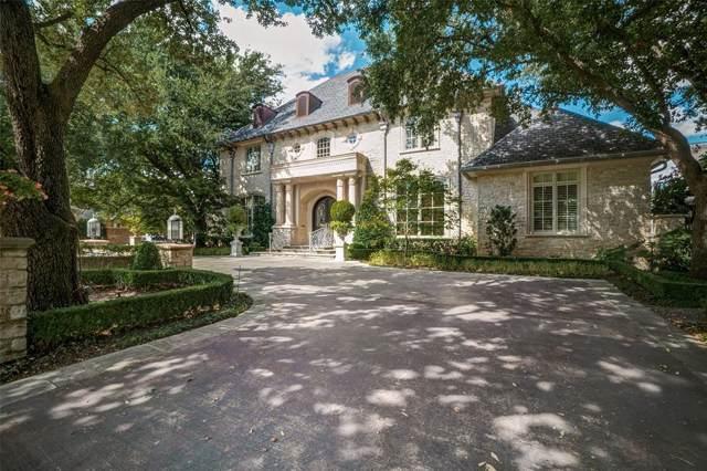 6507 Lakehurst Avenue, Dallas, TX 75230 (MLS #14190018) :: Robbins Real Estate Group