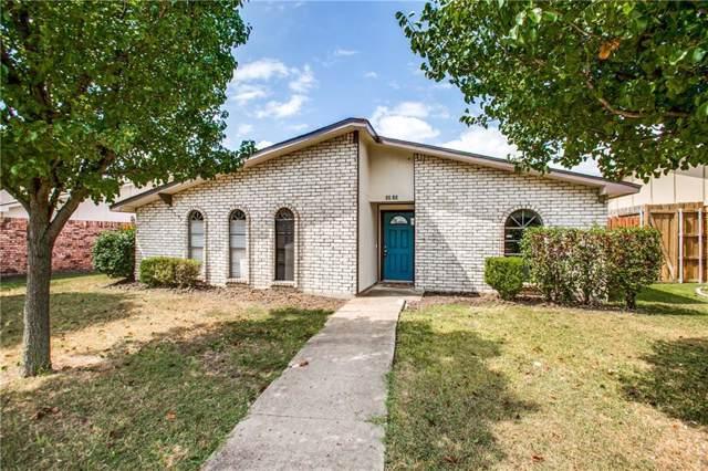 3213 Galaxie Road, Garland, TX 75044 (MLS #14190035) :: Ann Carr Real Estate