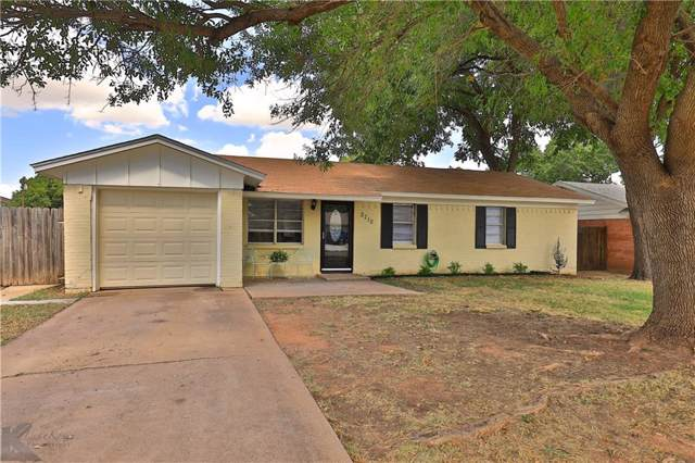 2710 Susan Street, Abilene, TX 79606 (MLS #14190037) :: Ann Carr Real Estate
