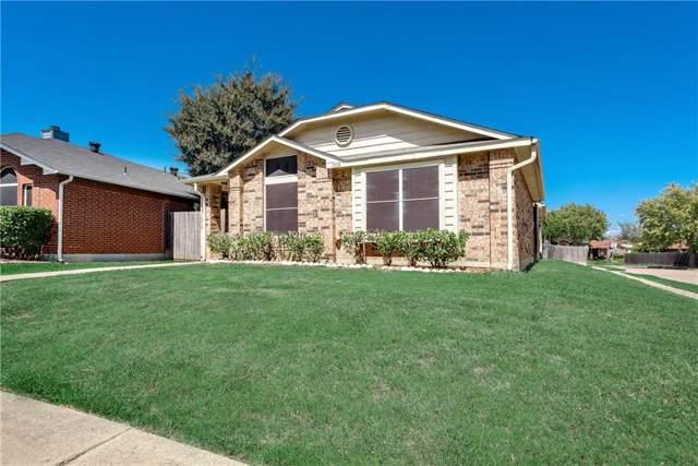 1555 Charleston Cove, Mesquite, TX 75149 (MLS #14190057) :: Ann Carr Real Estate