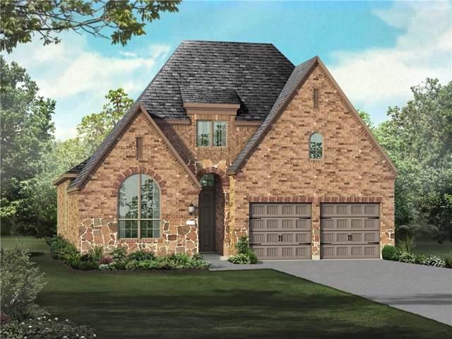 2308 Long Park Avenue, Prosper, TX 75078 (MLS #14190077) :: Kimberly Davis & Associates