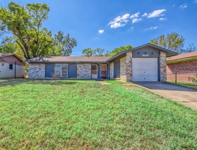 9916 Bluffcreek Drive, Dallas, TX 75227 (MLS #14190086) :: Lynn Wilson with Keller Williams DFW/Southlake
