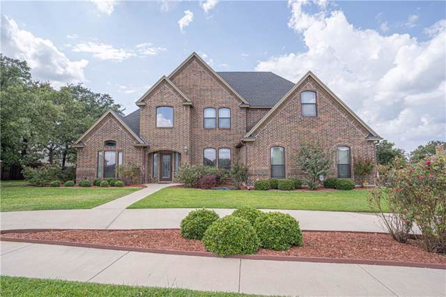 1408 Hidden Springs Road, Decatur, TX 76234 (MLS #14190105) :: All Cities Realty