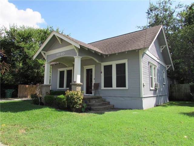 1010 E Main Street, Gainesville, TX 76240 (MLS #14190110) :: The Heyl Group at Keller Williams
