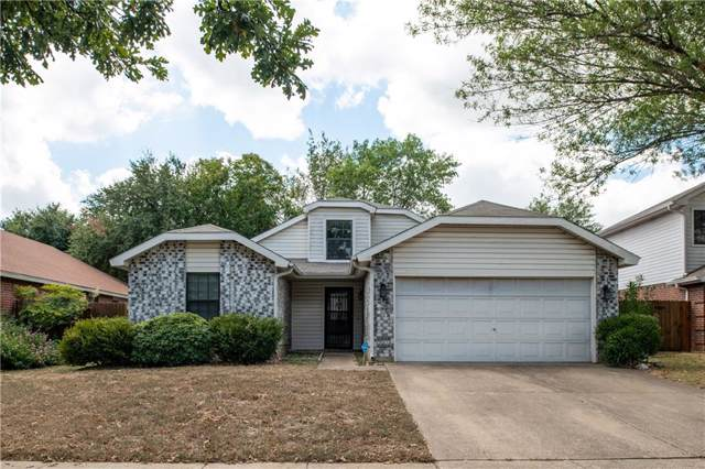 2557 Forest Creek Drive, Fort Worth, TX 76123 (MLS #14190131) :: Century 21 Judge Fite Company