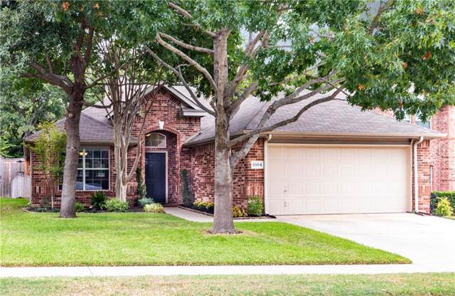 5954 Portridge Drive, Fort Worth, TX 76135 (MLS #14190145) :: Century 21 Judge Fite Company