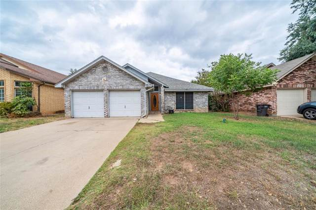 8813 Sabinas Trail, Fort Worth, TX 76118 (MLS #14190154) :: RE/MAX Town & Country