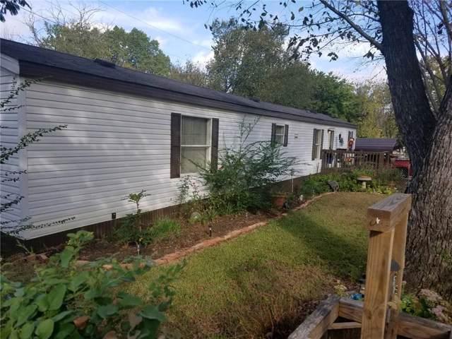 118 Pin Oak Street, Alvarado, TX 76009 (MLS #14190161) :: The Sarah Padgett Team