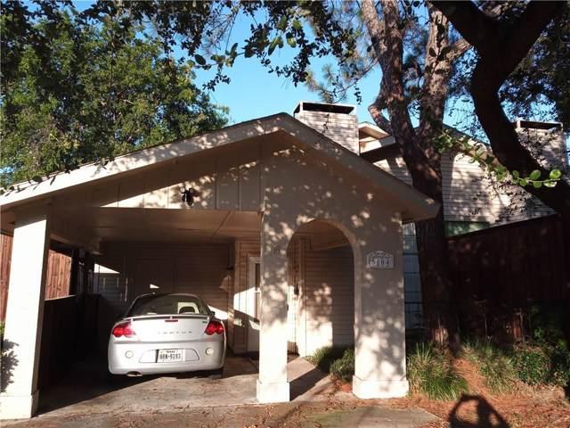 5104 Palo Alto Drive, Garland, TX 75043 (MLS #14190177) :: Ann Carr Real Estate