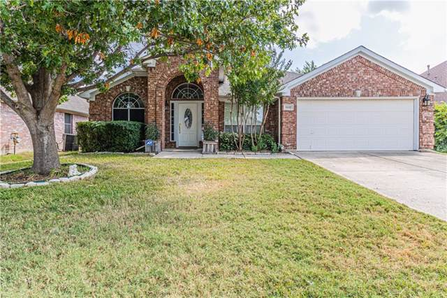 1132 Deer Valley Lane, Arlington, TX 76001 (MLS #14190184) :: The Tierny Jordan Network