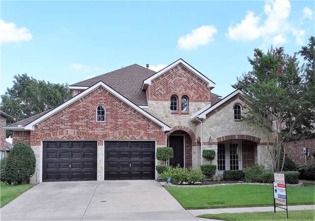 1508 Canyon Wren Drive, Mckinney, TX 75071 (MLS #14190223) :: Lynn Wilson with Keller Williams DFW/Southlake