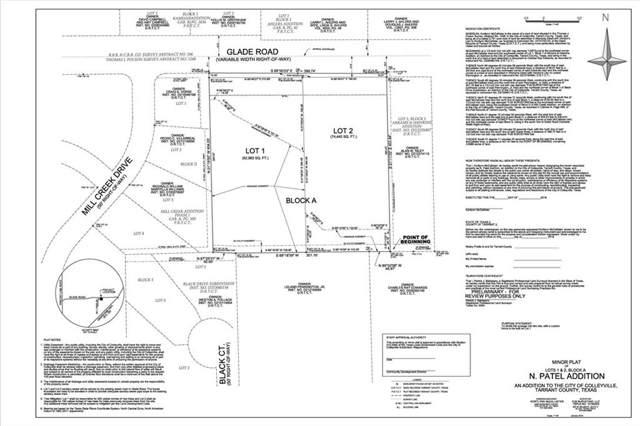 301 Glade Road, Colleyville, TX 76034 (MLS #14190236) :: The Tierny Jordan Network