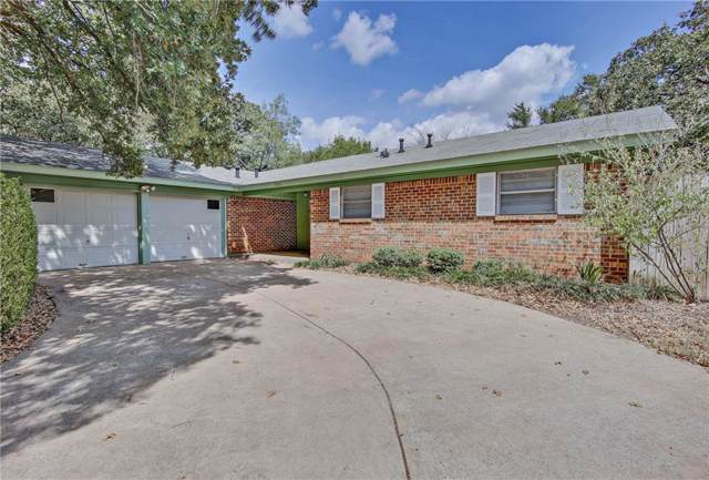 206 N Wisteria Street, Mansfield, TX 76063 (MLS #14190243) :: Lynn Wilson with Keller Williams DFW/Southlake