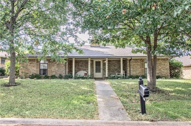 7791 Meadowbrook Avenue, Frisco, TX 75033 (MLS #14190250) :: The Good Home Team