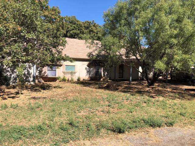 510 Avenue G, Hawley, TX 79501 (MLS #14190256) :: Maegan Brest | Keller Williams Realty
