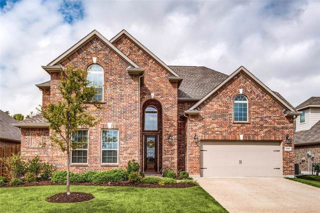 14581 Mediterranean Drive, Frisco, TX 75035 (MLS #14190259) :: Kimberly Davis & Associates
