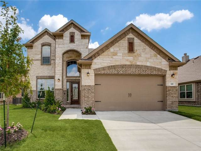 428 Attlee Drive, Fate, TX 75189 (MLS #14190293) :: All Cities Realty