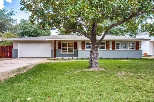 4609 Selkirk Drive, Fort Worth, TX 76109 (MLS #14190347) :: Baldree Home Team