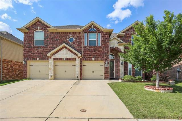 9820 Makiposa, Fort Worth, TX 76177 (MLS #14190351) :: The Real Estate Station