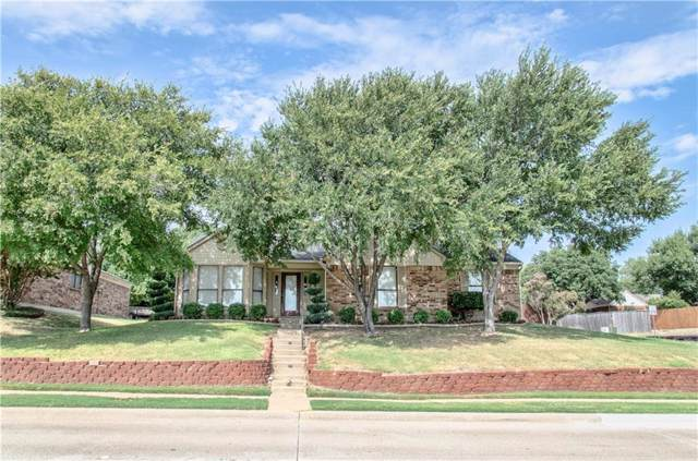 301 S Macarthur Boulevard, Coppell, TX 75019 (MLS #14190362) :: The Good Home Team