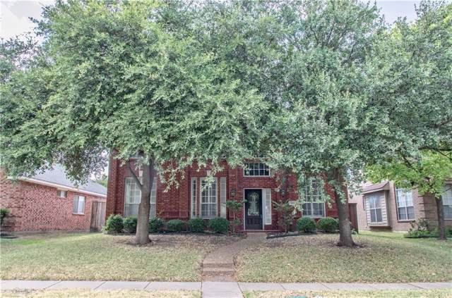 302 Parkhurst Lane, Allen, TX 75013 (MLS #14190383) :: The Good Home Team