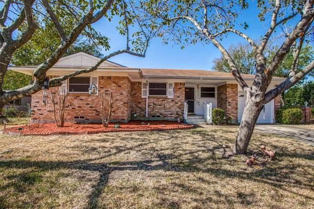 835 Louise Avenue, Duncanville, TX 75137 (MLS #14190388) :: Century 21 Judge Fite Company