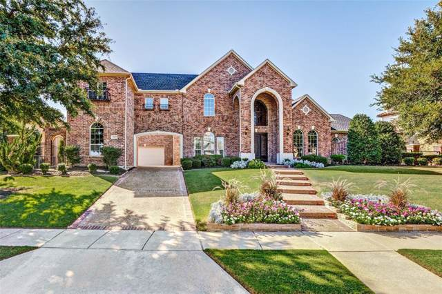 5207 Buena Vista Drive, Frisco, TX 75034 (MLS #14190403) :: RE/MAX Town & Country