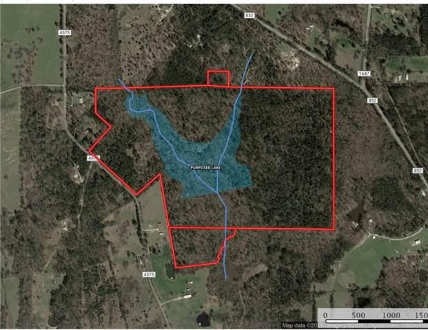 554 County Road 4575, Winnsboro, TX 75494 (MLS #14190501) :: Bray Real Estate Group