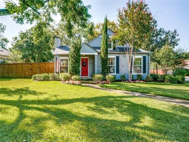 6100 Prospect Avenue, Dallas, TX 75214 (MLS #14190529) :: The Mitchell Group