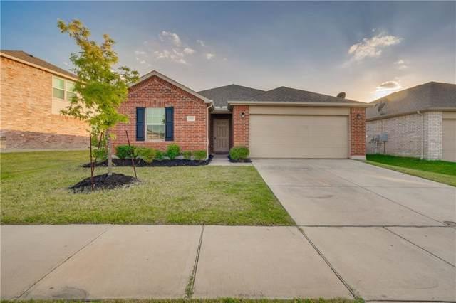 1620 Gayla Creek Drive, Little Elm, TX 75068 (MLS #14190550) :: The Real Estate Station