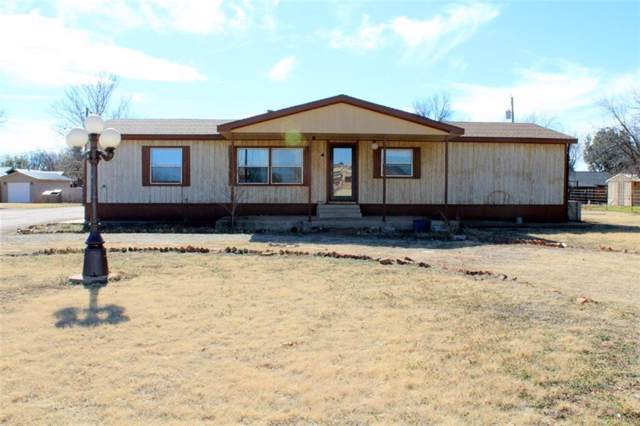 1001 N 4th St E, Haskell, TX 79521 (MLS #14190634) :: RE/MAX Town & Country