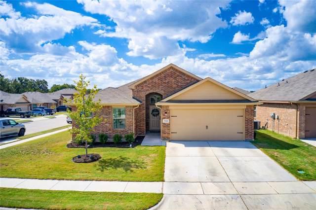 1124 Autumnwood Drive, Azle, TX 76020 (MLS #14190686) :: Trinity Premier Properties