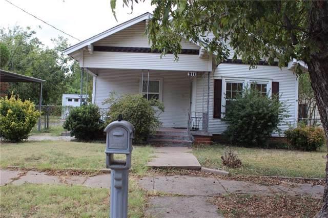211 N Nueces Street, Coleman, TX 76834 (MLS #14190809) :: Lynn Wilson with Keller Williams DFW/Southlake
