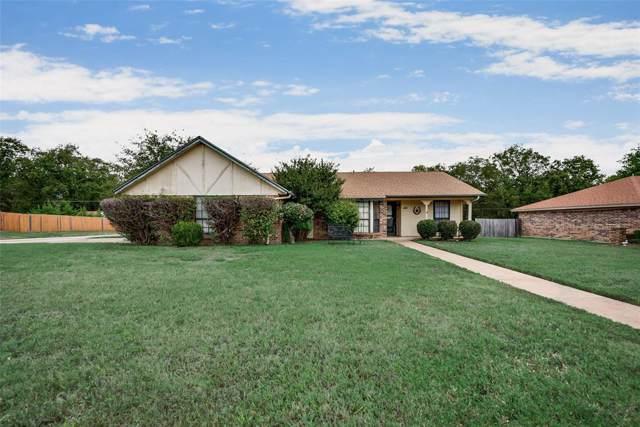 401 Nita Court, Crowley, TX 76036 (MLS #14190817) :: Lynn Wilson with Keller Williams DFW/Southlake