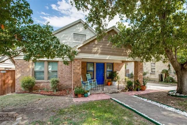 3323 Gibsondell Avenue, Dallas, TX 75211 (MLS #14190842) :: Lynn Wilson with Keller Williams DFW/Southlake