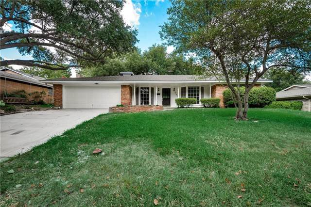 3732 Glenmont Drive, Fort Worth, TX 76133 (MLS #14190852) :: Real Estate By Design