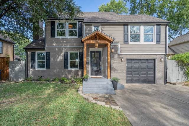 5115 Pershing Street, Dallas, TX 75206 (MLS #14190858) :: Robbins Real Estate Group