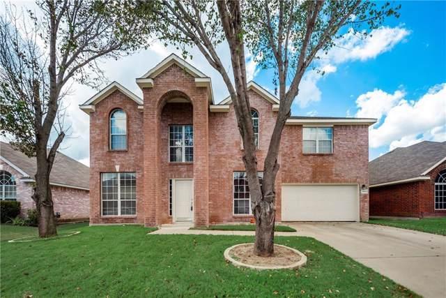 5801 Robins Way, North Richland Hills, TX 76180 (MLS #14190907) :: Baldree Home Team