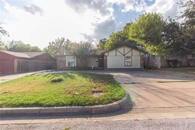 6616 Armando Avenue, Fort Worth, TX 76133 (MLS #14190910) :: The Tierny Jordan Network
