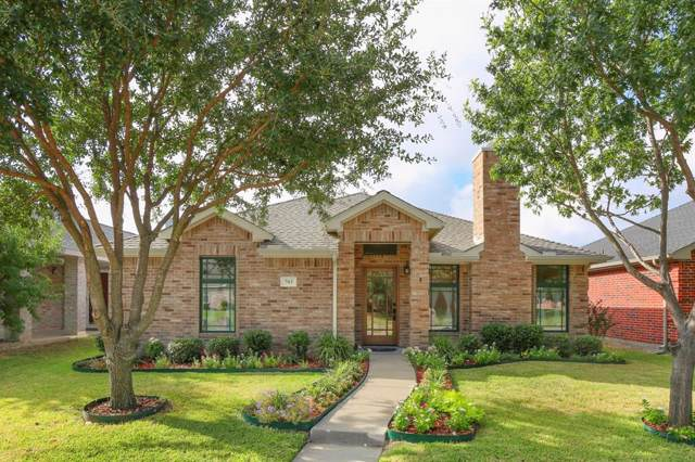 703 Fleming Street, Wylie, TX 75098 (MLS #14190950) :: RE/MAX Town & Country