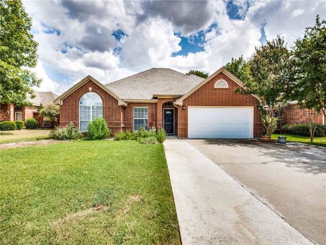 6024 Bent Creek Drive, Haltom City, TX 76137 (MLS #14190956) :: Lynn Wilson with Keller Williams DFW/Southlake
