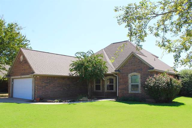 1008 Elk Ridge Drive, Stephenville, TX 76401 (MLS #14190972) :: The Mitchell Group
